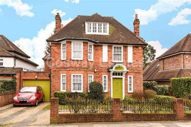 6 Bedrooms Detached House for sale in Uphill Road, LONDON