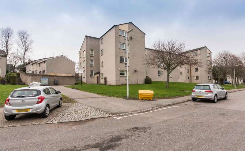3 Bedrooms Ground Flat for sale in Balgownie Drive, Bridge of Don, Aberdeen, Aberdeenshire, AB22 8FD