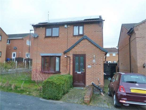 3 Bedrooms Detached House for sale in Lundwood Grove, Owlthorpe, Sheffield, South Yorkshire