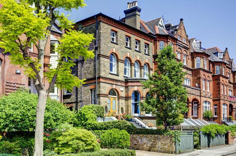 6 Bedrooms Detached House for sale in BELSIZE LANE,, BELSIZE PARK, NW3