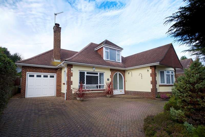 4 Bedrooms Detached Bungalow for sale in Talbot Woods