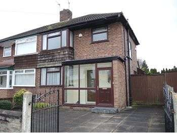 3 Bedrooms Semi Detached House for sale in Marldon Road, West Derby, Liverpool