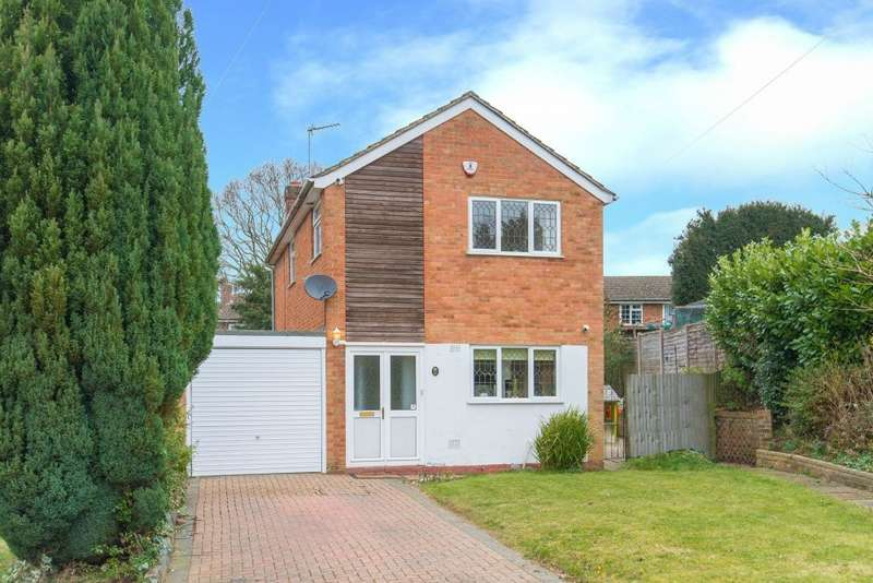 3 Bedrooms Detached House for sale in Joiners Way, Chalfont St Peter, Buckinghamshire