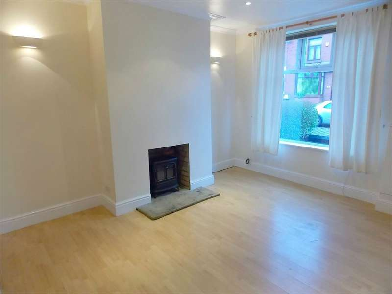 2 Bedrooms Terraced House for sale in Vickerman Street, Halliwell, Bolton, Lancashire