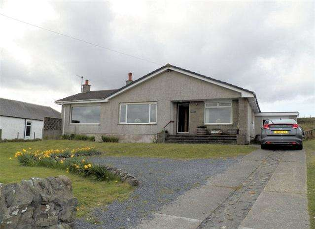4 Bedrooms Detached Bungalow for sale in Failte, Bruichladdich, Isle of Islay, PA49 7UN