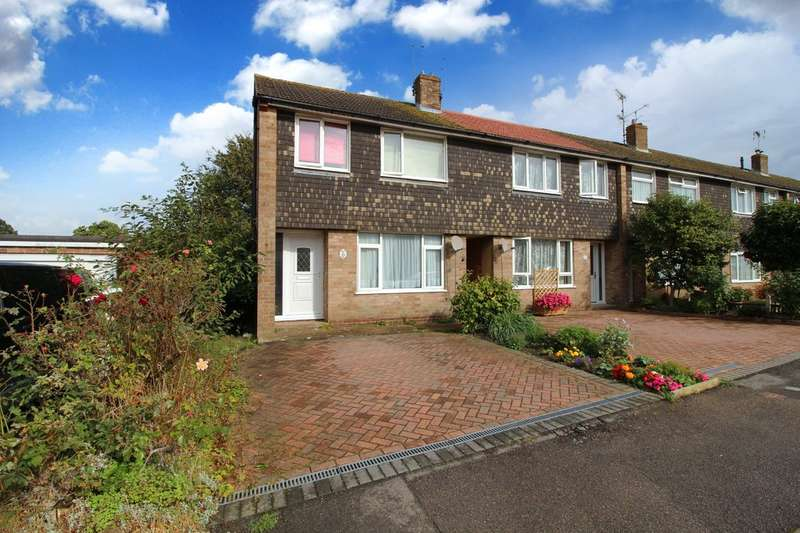 3 Bedrooms End Of Terrace House for sale in Laughton Road, Horsham