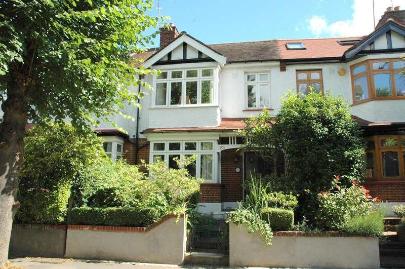 3 Bedrooms Terraced House for sale in Parsonage Lane, Enfield EN2