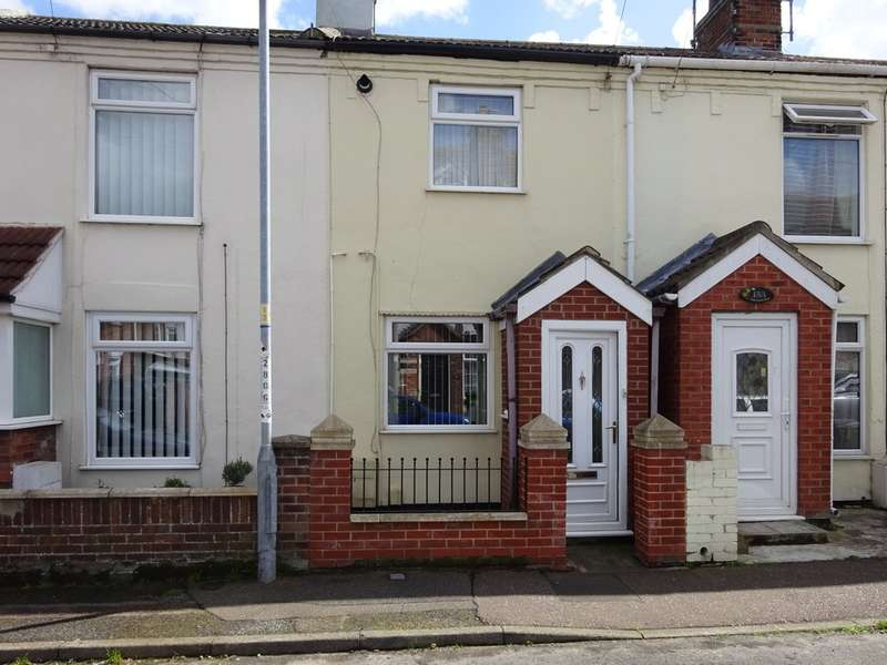 2 Bedrooms Terraced House for sale in Bells Marsh Road, Gorleston-On-Sea