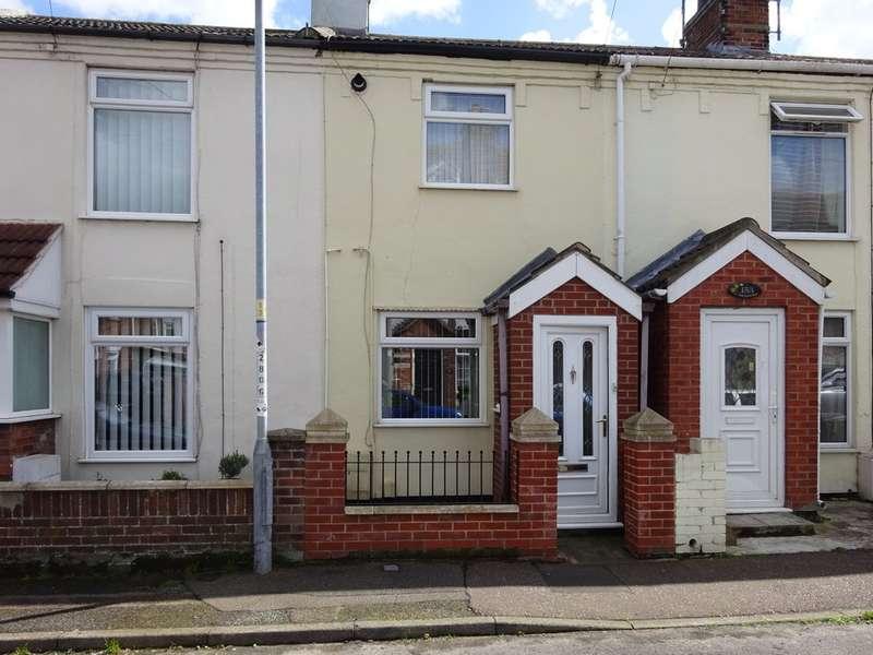 2 Bedrooms Terraced House for sale in Bells Marsh Road, Gorleston-On-Sea