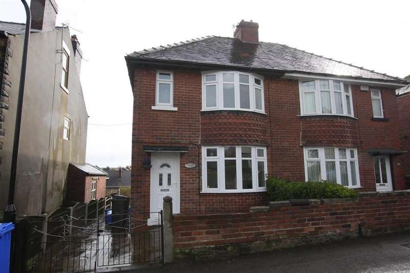 3 Bedrooms Semi Detached House for rent in Heath Rd, Sheffield S6
