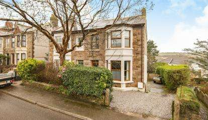 4 Bedrooms Semi Detached House for sale in Redruth, Cornwall, .