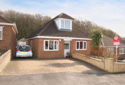 4 Bedrooms Bungalow for sale in Stonelow Road, Dronfield, Derbyshire