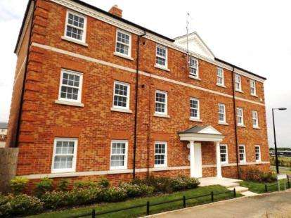 1 Bedroom Flat for sale in Long Roses Way, Birstall, Leicester, Leicestershire