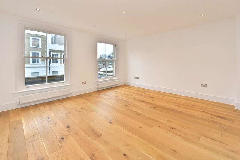 2 Bedrooms Maisonette Flat for sale in Richmond Road, London E8