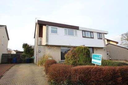 3 Bedrooms Semi Detached House for sale in Balmoral Road, Elderslie, Renfrewshire