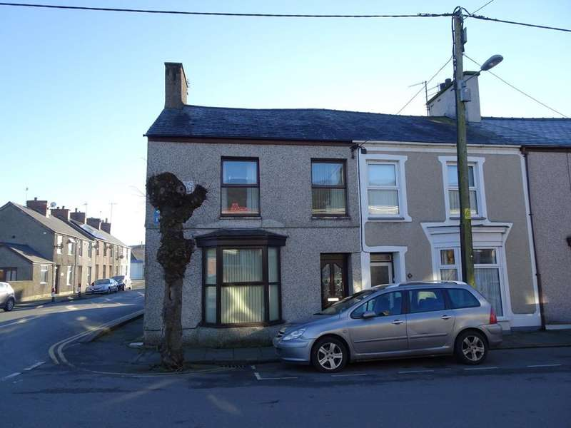 3 Bedrooms Terraced House for sale in 73 New Street, Porthmadog LL49