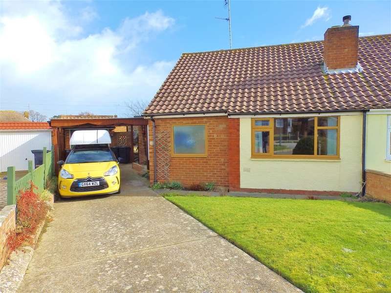 2 Bedrooms Bungalow for sale in Hastings Close, Polegate