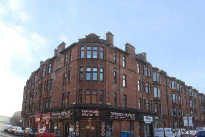 2 Bedrooms Flat for sale in Rannoch Street, Glasgow