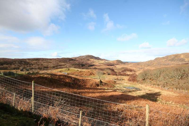 Land Commercial for sale in Kilchoan, Ardnamurchan, Highland PH36