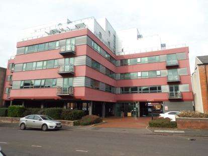 2 Bedrooms Flat for sale in Regency House, 35 Queens Road, Coventry, West Midlands