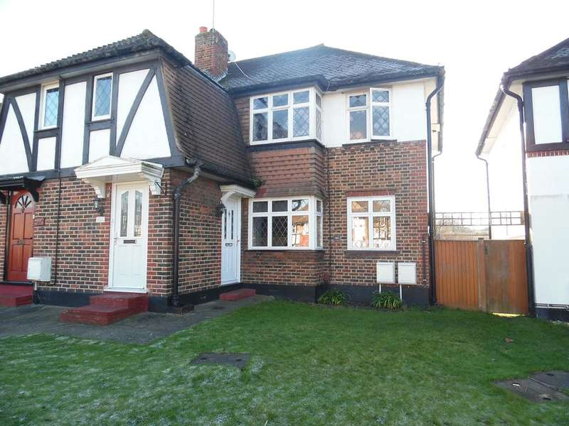 2 Bedrooms Maisonette Flat for sale in Tudor Drive, Morden sm4