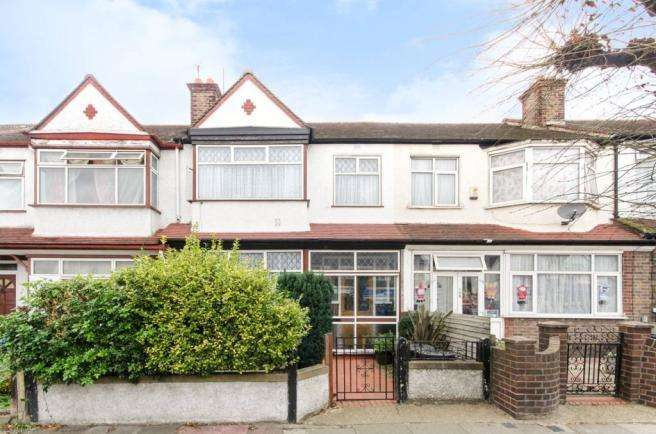 3 Bedrooms Terraced House for sale in Streatham Road, Streatham, London CR4