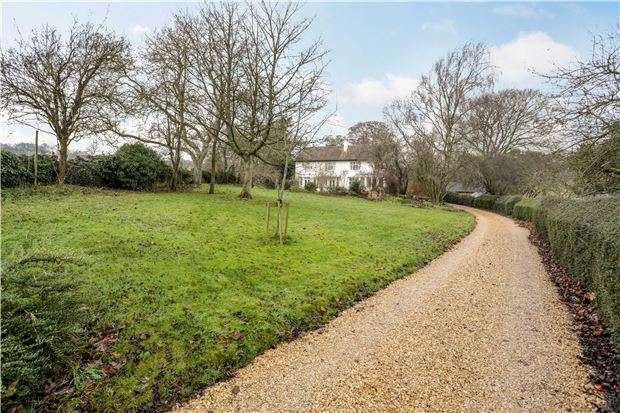 4 Bedrooms Detached House for sale in Limpley Stoke, BATH