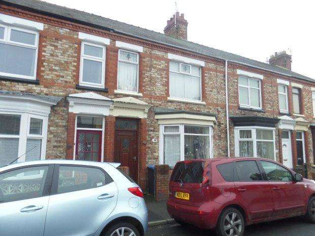 3 Bedrooms Terraced House for sale in ARTHUR TERRACE, BISHOP AUCKLAND, BISHOP AUCKLAND