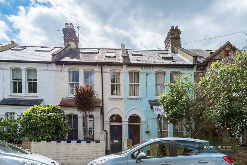 2 Bedrooms Flat for sale in Beaumont Road, Chiswick, London, W4 5AL
