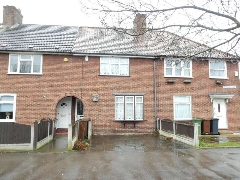2 Bedrooms Terraced House for sale in Parsloes Ave, Dagenham, Essex, RM9 5PT