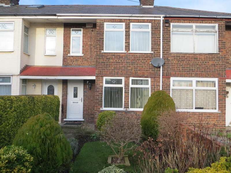 2 Bedrooms Terraced House for sale in Linkfield Road, Hull, HU5 4NN