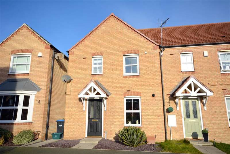 3 Bedrooms End Of Terrace House for sale in Northbridge Park, St. Helen Auckland, Bishop Auckland, DL14 9UG