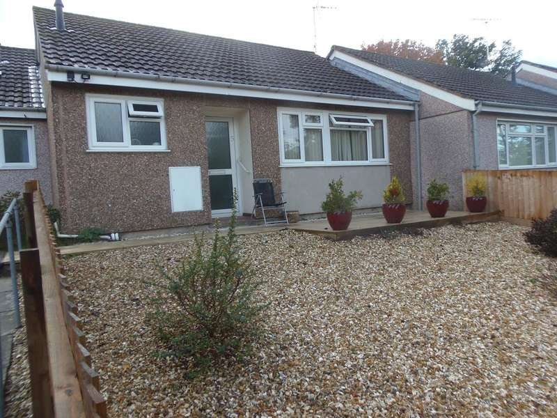 2 Bedrooms Bungalow for sale in 5 Frome Close, Bromyard HR7
