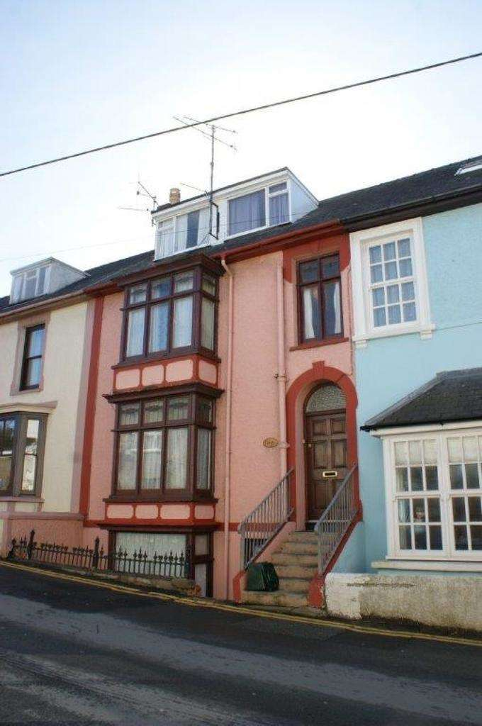 6 Bedrooms House for sale in Stryd Bethel, New Quay, Ceredigion SA45