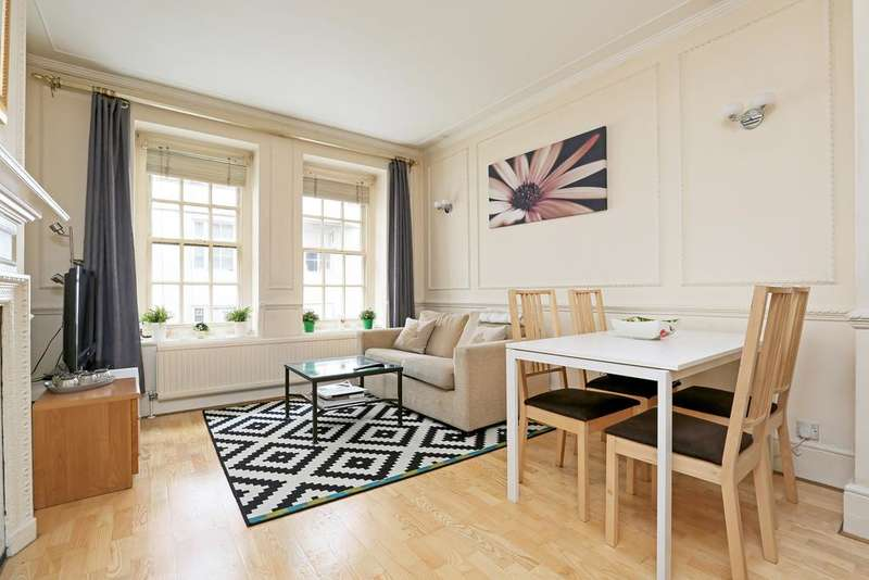 1 Bedroom Apartment Flat for sale in Garrick House, Carrington Street, London W1J