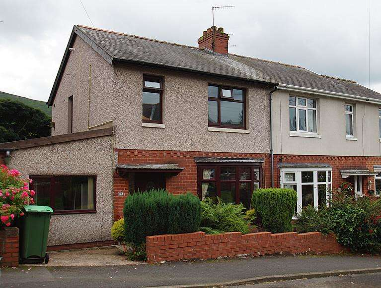 3 Bedrooms Semi Detached House for sale in St Marys Drive, Greenfield, Oldham OL3