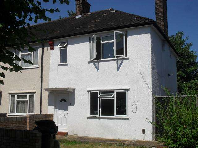 3 Bedrooms House for sale in Bates Crescent, Waddon, Croydon CR0