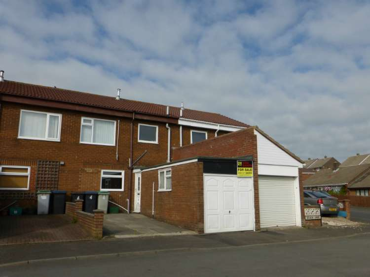 3 Bedrooms Terraced House for sale in Manor Drive, Catchgate, Stanley DH9