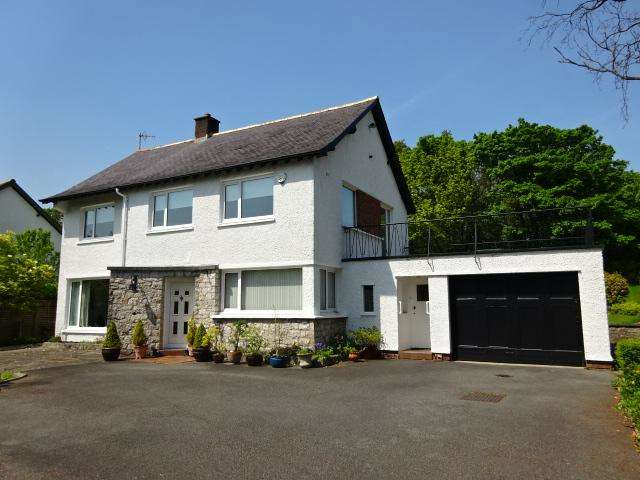 4 Bedrooms Detached House for sale in HWFA ROAD, BANGOR LL57