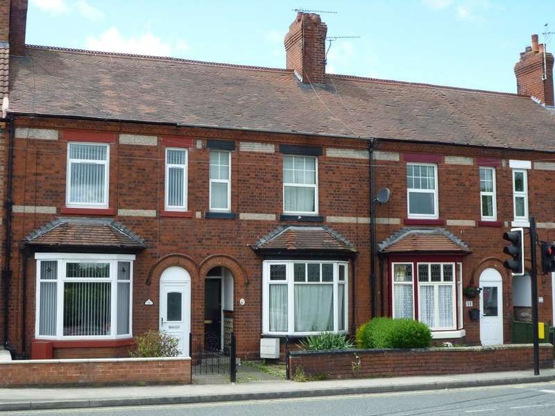 3 Bedrooms Town House for sale in Barony Road Nantwich