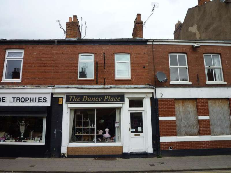 Land Commercial for sale in Victoria Street Crewe Cheshire