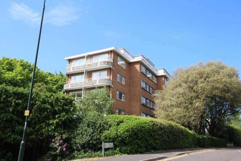 2 Bedrooms Flat for sale in 33 Chine Crescent, BOURNEMOUTH BH2