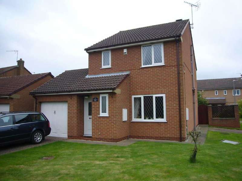 3 Bedrooms Detached House for sale in Airmyn