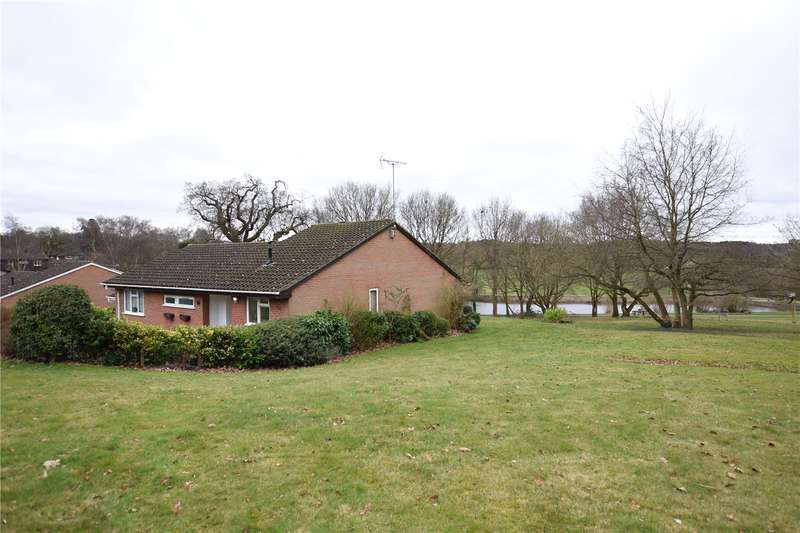 3 Bedrooms Semi Detached Bungalow for sale in Gainsborough, North Lake, Bracknell, Berkshire, RG12