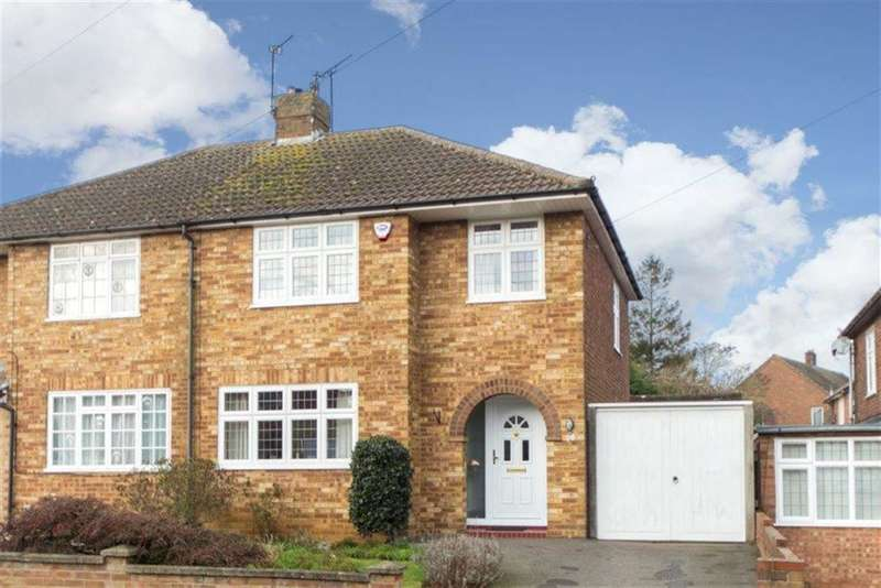 3 Bedrooms Property for sale in Manor Road, Toddington