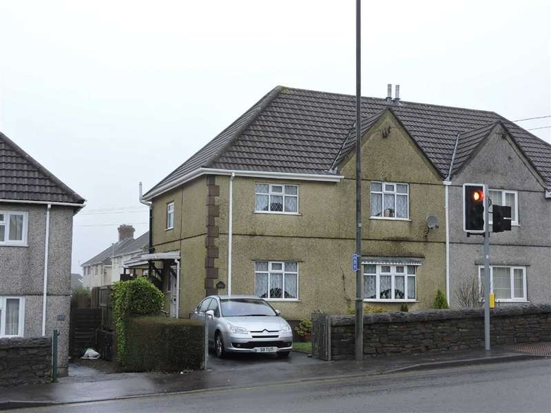 3 Bedrooms Semi Detached House for sale in Gorseinon Road, Penllergaer, Swansea