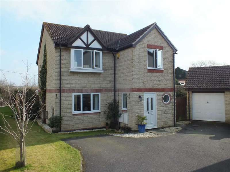 4 Bedrooms Property for sale in Comfrey Close, Trowbridge, Wiltshire, BA14