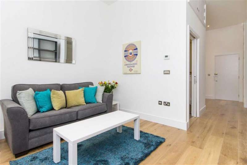 Studio Flat for sale in The Printworks, 139 Clapham Road, London, London, SW9