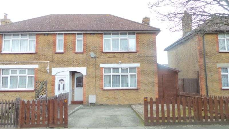 3 Bedrooms Semi Detached House for sale in Montagu Crescent, Edmonton, N18