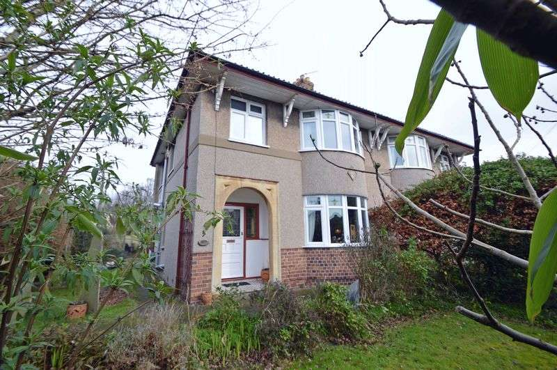 3 Bedrooms Semi Detached House for sale in Between town centre and sea front in Clevedon